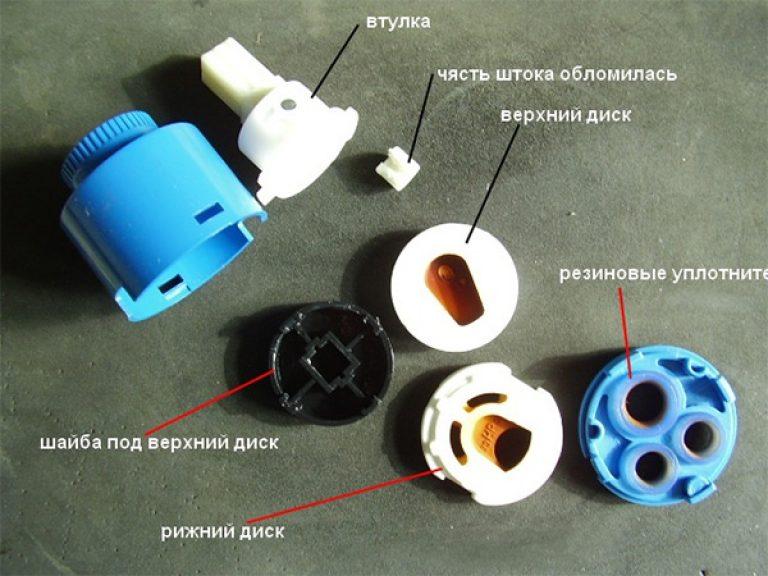 Текущий ремонт составных частей устройства Тайфун-24 и -20