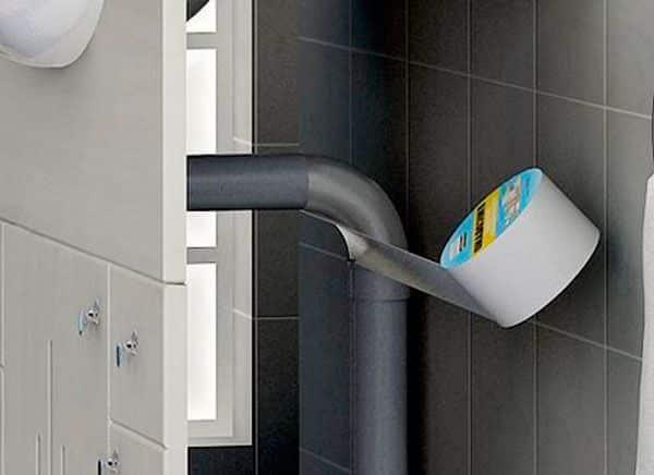 Использование канализационных труб