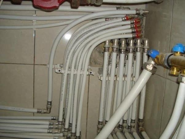 Отопление полипропиленовыми трубами