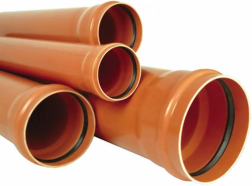 ПВХ – поливинилхлорид трубы