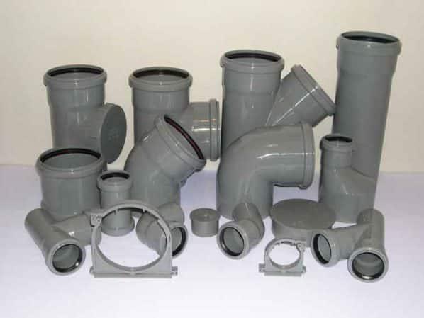 Трубы пвх разных диаметров