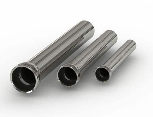 Патрубки для врезки в чугунную трубу