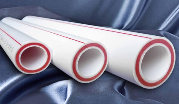 Полипропиленовые армированные трубы