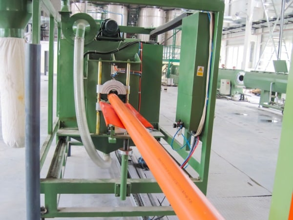 Производство трубы