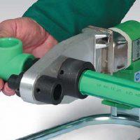 Пайка пластиковых труб - аппараты и инструменты для соединения