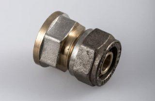 Переходник Gebo Quick для водопроводных металлопластиковых труб