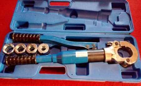 Гидравлический инструмент Klauke