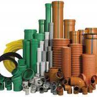 Трубы НПВХ – применение в системах канализации, особенности, монтаж