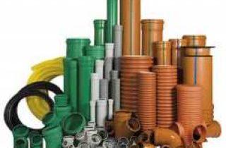 Трубы НПВХ - применение в системах канализации, особенности, монтаж