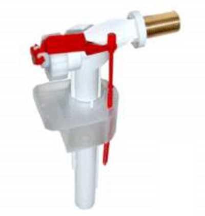 Мембранный тип клапана с боковым подводом воды Alcaplast