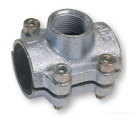 Муфта, позволяющая осуществить монтаж вентиля, через который подается вода в машинку