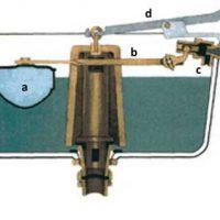 Сливной механизм для унитаза – особенности замены, ремонта, регулировки