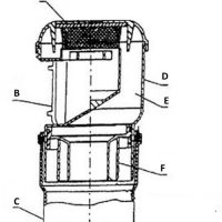 Вакуумный клапан для канализации – принцип работы, установка