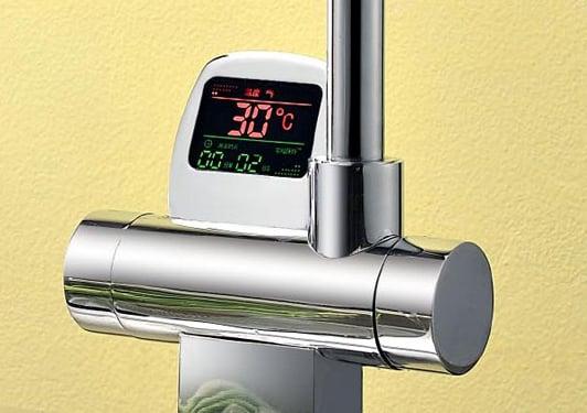 Регулировка термостатического картриджа