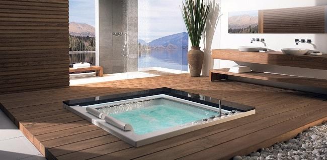Элитная встраиваемая ванна