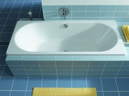 Стальная ванна с акриловым вкладышем