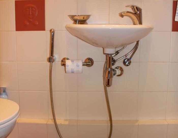 душ для раковины и биде
