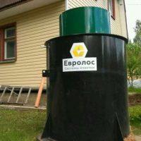 Септик Евролос – система очистки стоков