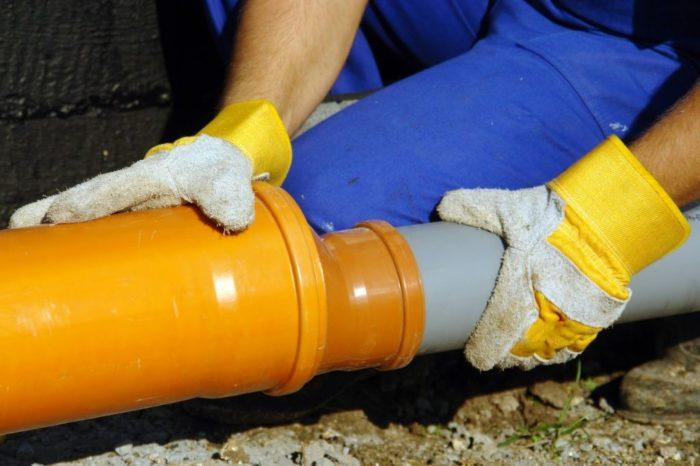 летний водопровод из полимерных труб