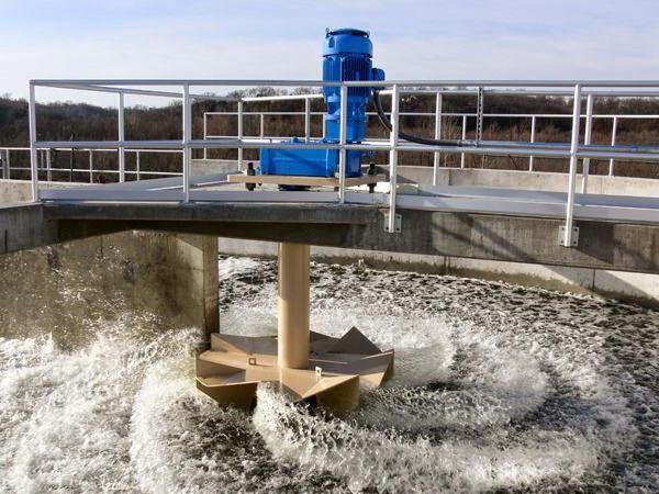 очистка осадка сточных вод