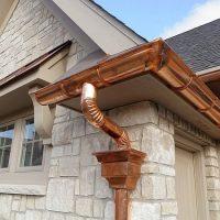 Отливы для крыши, как правильно установить и изготовить своими руками