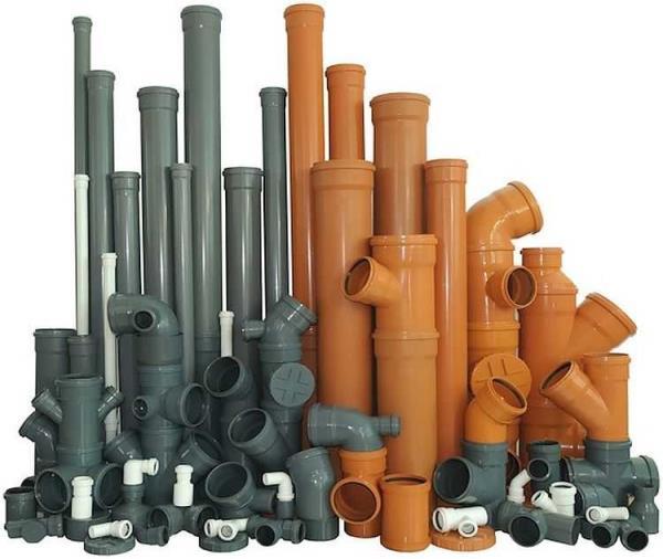 проект канализации используемые материалы