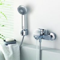 Смеситель для ванной комнаты с душем: выбор, требования и монтаж