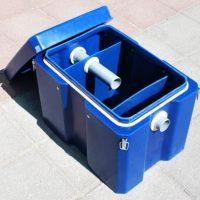 Жироотделитель для канализации – все, что нужно знать об устройстве
