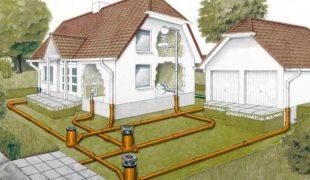 централизованная канализация в частном доме