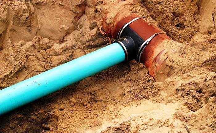 централизованная канализация врезка