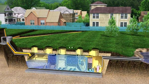 Очистка сточных вод различными способами, современные фильтрационные системы