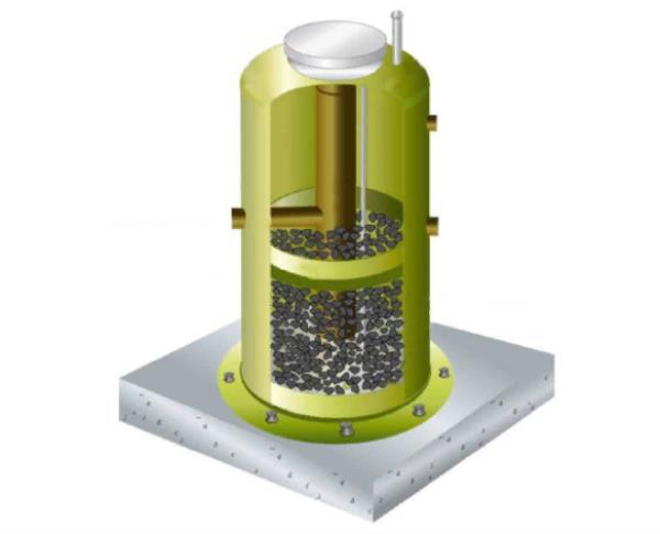 размер отфильтрованных частиц
