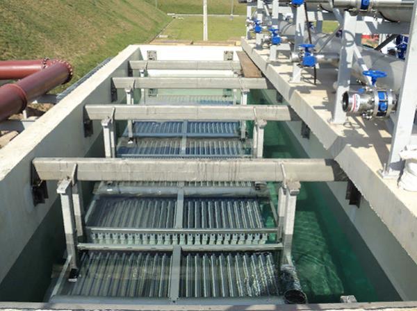 фильтрование сточных вод