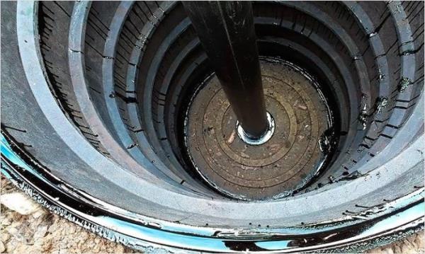 колодцы полимерные канализационные