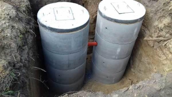 шамбо резервуары