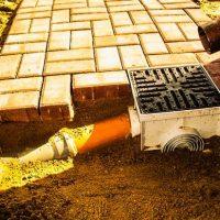 Выбор труб для монтажа ливневой канализации