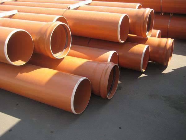 трубы ливневой канализации из ПНД