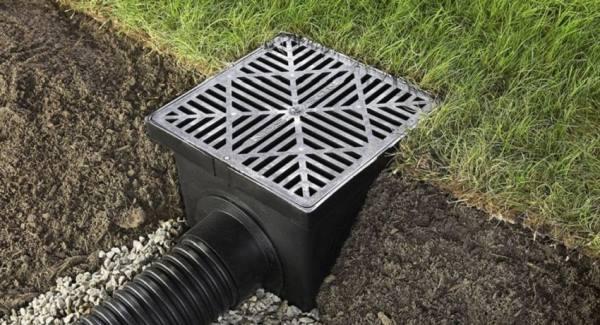 какие выбрать трубы ливневой канализации