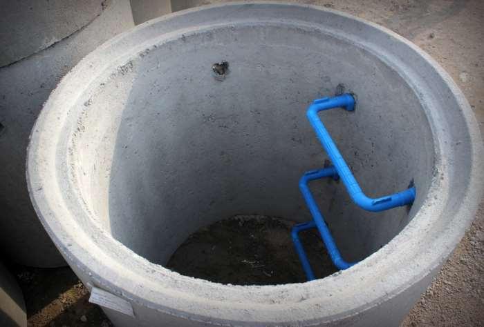 Колодцы канализационные железобетонные – абсолютный лидер своего направления