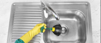 Как устранить запах канализации