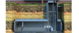 канализационная насосная станция для дома