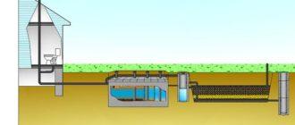 Поле фильтрации сточных вод