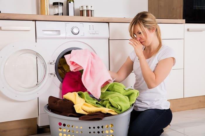 Запахла стиральная машина